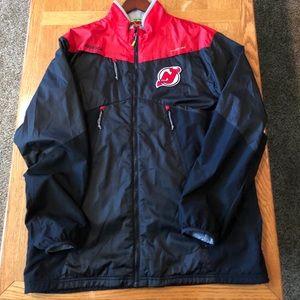 Reebok New Jersey Devils Full Zip Jacket